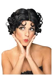 betty boop wig realistic lace front wig