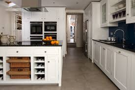 wandsworth painted shaker kitchen higham furniture