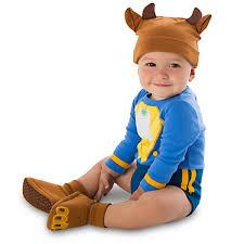 3 6 Month Halloween Costume Disney Store Beauty U0026 Beast Halloween Costume Baby