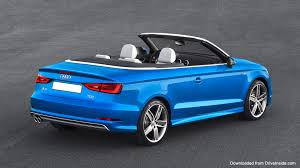 audi a3 in india price audi aims high in the indian market launches a3 cabriolet