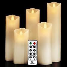 comenzar flameless candles battery candles flickering flameless