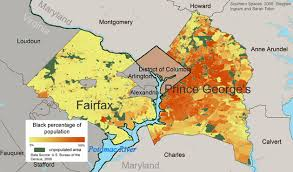 prince georges county map negotiating black identities southern spaces