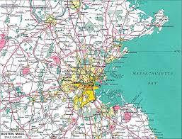 road map massachusetts usa 121 best boston restaurants images on boston