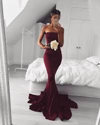 maroon dresses for wedding best 25 maroon prom dress ideas on maroon dress