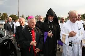 catholic thanksgiving prayers prelate participates in pastoral visit of chaldean catholic