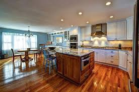 wood floor in kitchens pictures wood floor in kitchen problems how