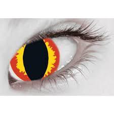 yellow contact lenses halloween extreme eyez hades scary contact lenses halloween