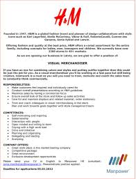 ideas of visual merchandiser manager cover letter sample about