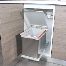 grande poubelle de cuisine poubelle de cuisine encastrable aladin poubelle sous vier bac