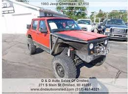1993 jeep for sale 1993 jeep for sale carsforsale com