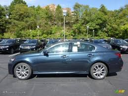 Meteor Blue Mica 2013 Lexus Gs 350 Awd Exterior Photo 71623144