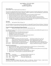 Physical Therapy Resumes 100 Respiratory Therapy Resume Respiratory Therapy Resume