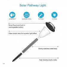 solar path lights reviews solar landscape lighting reviews beautiful amazon solar pathway