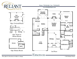 homes floor plans as well floor plans for ranch homes on emerson