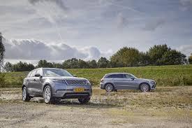 land rover velar svr gesnapt land rover range rover velar svr autonieuws autoweek nl