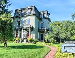 second empire homes for sale a second empire victorian in michigan hooked on houses