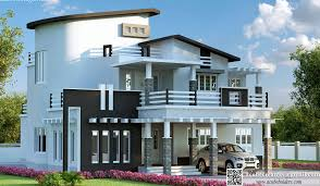 Kerala Home Pillar Design Modern House Plans Erven 500sq M Simple Modern Home Design In
