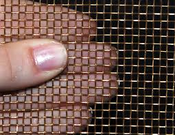 8 mesh bronze 028