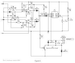 high and low voltage cut off with time delay circuit diagrams
