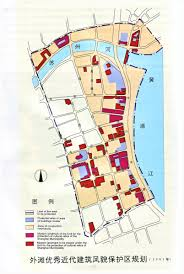 Map Of Shanghai The Shanghai Bund A History Through Visual Sources Virtual Shanghai