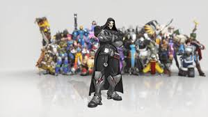 image reaper dance gif overwatch wiki fandom powered wikia