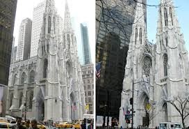 what side does a st go on st patrick s cathedral reveals 177m restoration now what 6sqft