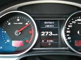 audi q7 3 0 tdi top speed audi q7 v12 tdi 277 km h restricted top speed