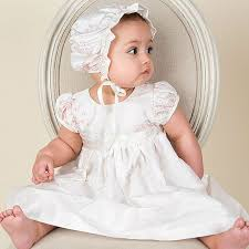 with hat baby christening dresses summer style short sleeves o