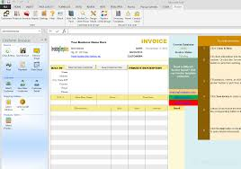simple invoice for construction business