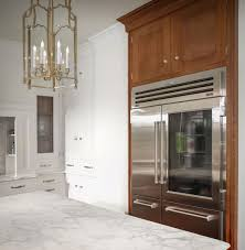 jistel kitchen kitchen gallery sub zero wolf appliance counter opens the kitchen to the rest of house and a gilt bronze lantern adds decorative continuity to the kitchen a nearby bar niche houses a sub zero