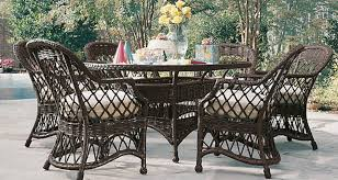 lane venture camino real collection resin wicker outdoor dining