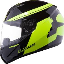yellow ff ls2 ff351 24 fluo yellow logo motorcycle racing sport