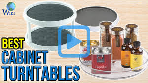 top 10 cabinet turntables of 2017 video review