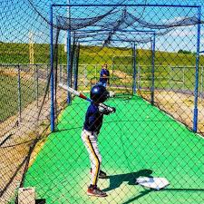 Backyard Batting Cages Reviews Custom Made Baseball Batting Cages Net World Sports