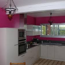cuisine peinture cuisine blanche et idées décoration intérieure farik us