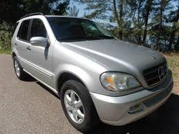 2003 mercedes m class 2003 mercedes m class awd ml 500 4matic 4dr suv in fort myers