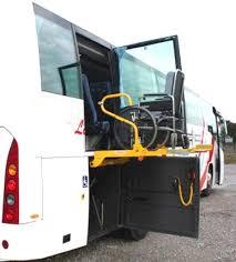 pedana per disabili la disabilit罌 e l accessibilit罌 sugli autobus italiaccessibile
