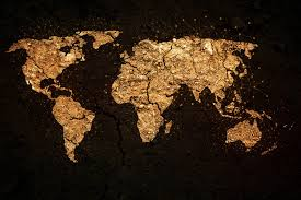 gold world map wall mural wall murals and gold world map wall gold world map wall mural