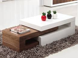 White Glass Coffee Table Modern Coffee Table Newcoffeetable Com