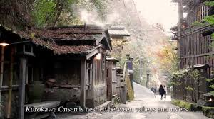japanese town hidden japanese village kurokawa spa and onsen english youtube