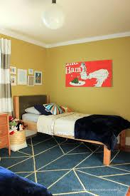 bright blue area rug 14m2m large area rug parlor carpet korea pink shag area rug striped girls kids bedroom bright stripes and fun design