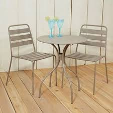 Keeran Bistro Table The Romance Of Paris Right In Your Own Back Yard Each Chic