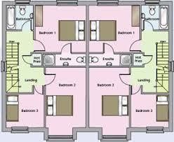 semi detached floor plans townhouses apartments semi detached detached homes at