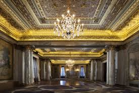 Steven Cohen Chandelier Announcing Chamber Magic U0027s New Home Lotte New York Palace