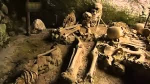 true origin of thanksgiving pompeii first discovery 1758 documentary story of eruption of