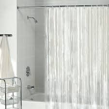 Hotel Shower Curtain With Snap In Liner Absolute Fabric Shower Curtain With Matching Tailored Valance