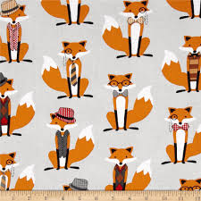 houndstooth home decor fox and the houndstooth foxes grey fox fabric home colors and grey