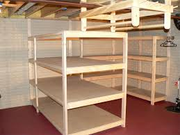 basement shelving ideas homesfeed