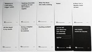 cards against humanity reject pack cards against humanity expansion bundle 8 pack set