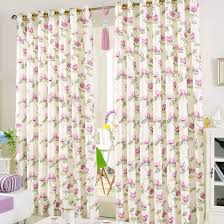 Purple Floral Curtains Luxurious And Refined Printed Purple Tulip Floral Curtains And Drapes